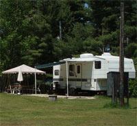 Camping Petit Lac
