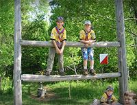 Camp Scout Awacamenj Mino