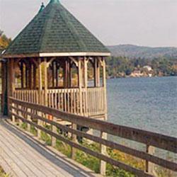 Piétonnière du lac Sainte-Marie