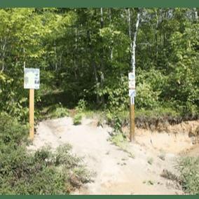 Le sentier des Forestiers