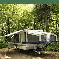Camping Lac de la Vieille