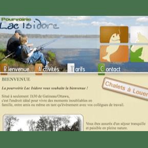 Pourvoirie du lac Isidore