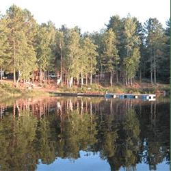 Territoire de pêche et de chasse Poirier