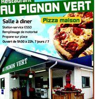 Restaurant Au Pignon Vert